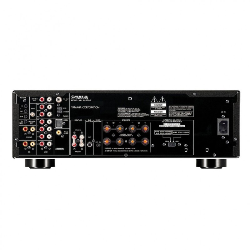 yamaha r s700 am fm stereo receiver hi fi at vision hifi