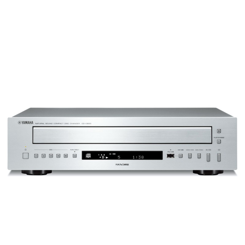 yamaha cdc600 5 disc carousel cd player hi fi at vision hifi