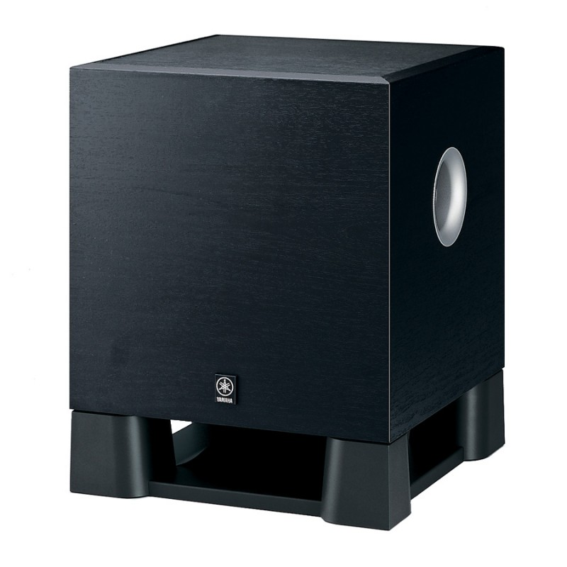 yamaha ystsw030b active subwoofer speakers at vision hifi