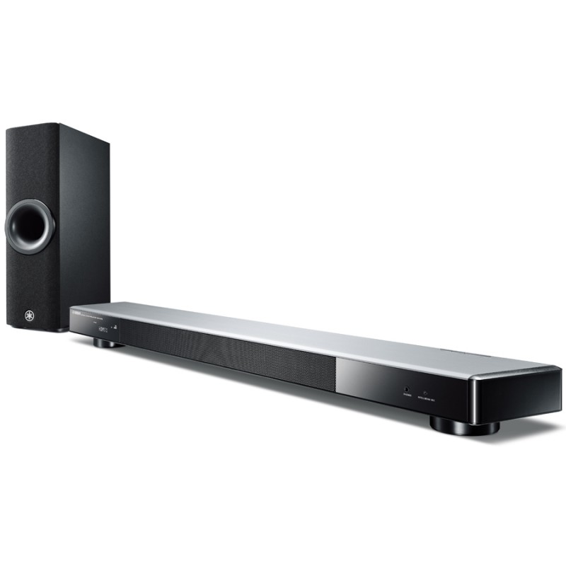 Yamaha ysp 2500 soundbar speakers at vision hifi for Yamaha sound dock