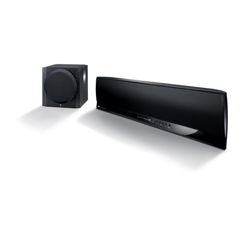 Yamaha ysp 4100 btsw soundbar speakers at vision hifi for Yamaha ysp 900 soundbar