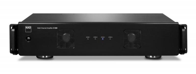 NAD CI 980 Multi-Channel Amplifier - Multiroom Audio at Vision Hifi