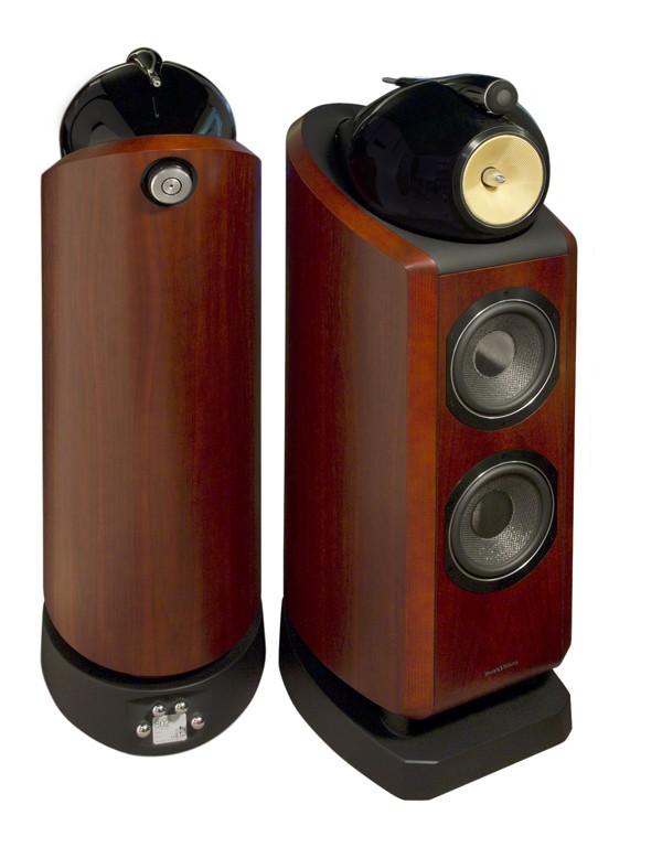 bowers wilkins 802 diamond rosenut discontinued speakers at vision hifi. Black Bedroom Furniture Sets. Home Design Ideas