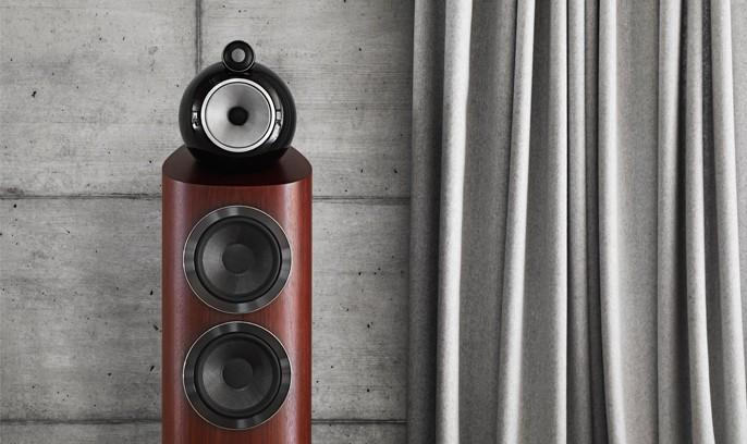 Bowers Amp Wilkins 803d3 Floor Stand Speakers Speakers At