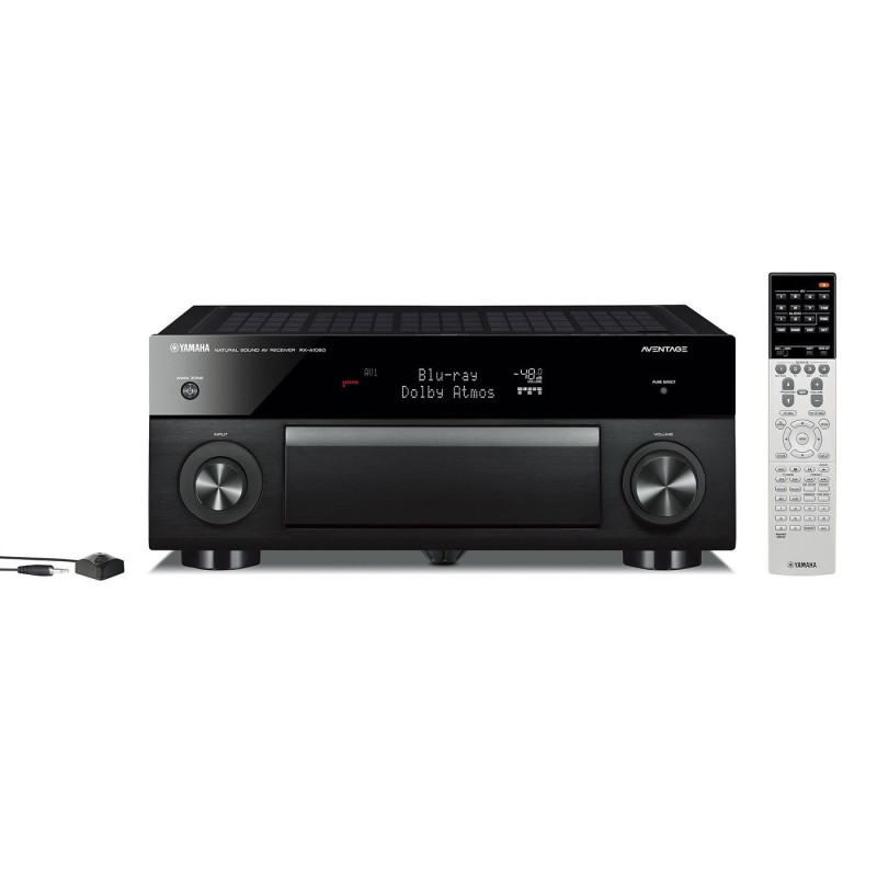 Yamaha rxa1060 aventage home theatre receiver home for Yamaha home theater amplifier