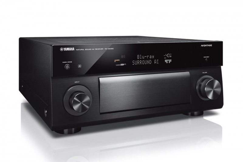 yamaha rx a2080 aventage home theatre receiver home. Black Bedroom Furniture Sets. Home Design Ideas