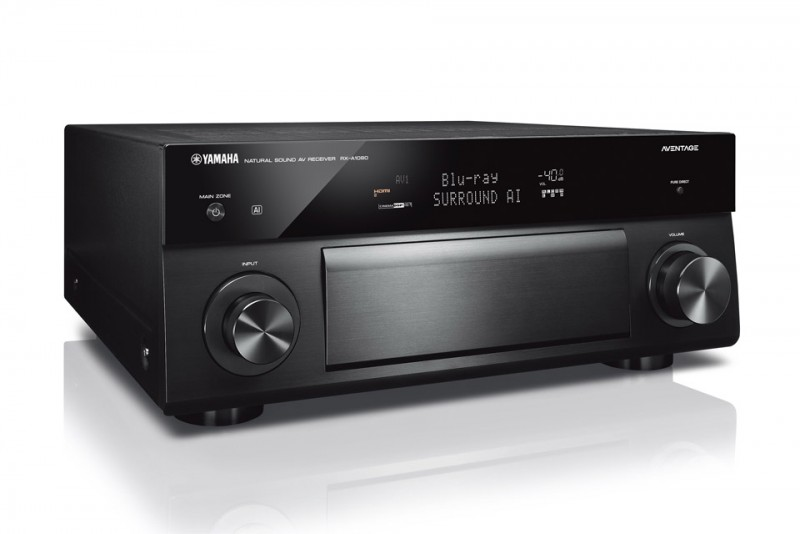yamaha rx a1080 aventage home theatre receiver home. Black Bedroom Furniture Sets. Home Design Ideas