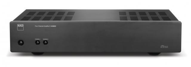 nad c245bee 4 channel power amplifier home cinema at vision hifi. Black Bedroom Furniture Sets. Home Design Ideas
