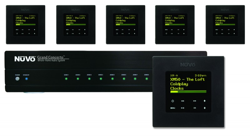 Nuvo Grand Concerto: Nuvo Home Audio Wiring Diagram At Satuska.co