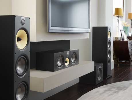 bowers wilkins 683 s2 speakers at vision hifi. Black Bedroom Furniture Sets. Home Design Ideas