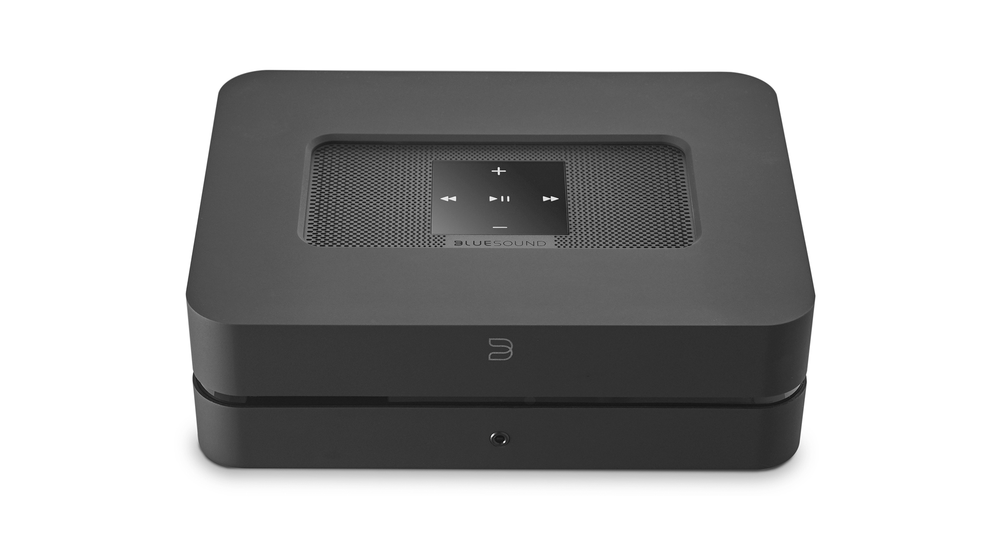 Bluesound Powernode 2i Front Black