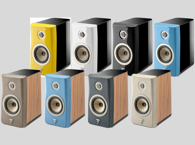 Focal Kanta No: 1 book shelf speaker - Speakers at Vision Hifi