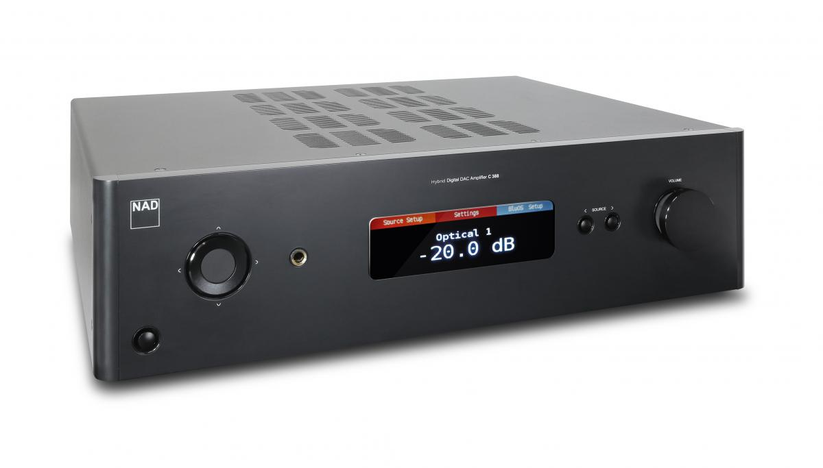 NAD C388 Int Front 2