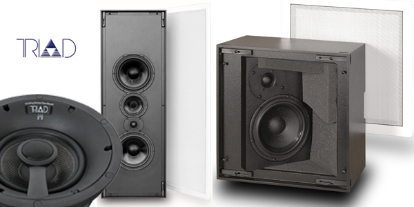 Triad - Audiophile Custom Installation Speakers