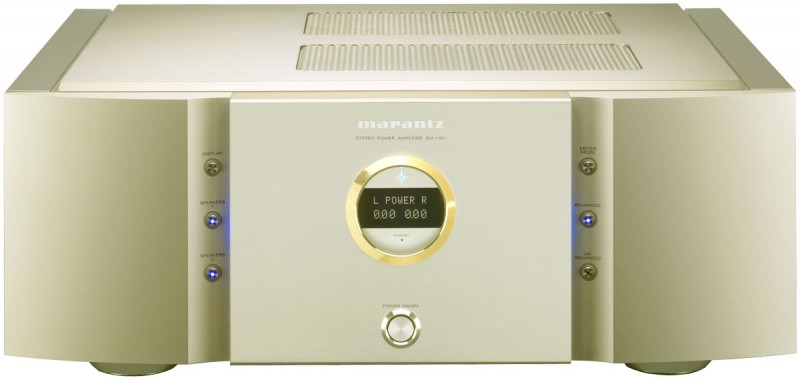 Marantz SM11S1 Power Amplifier (AMP 1 of 2)