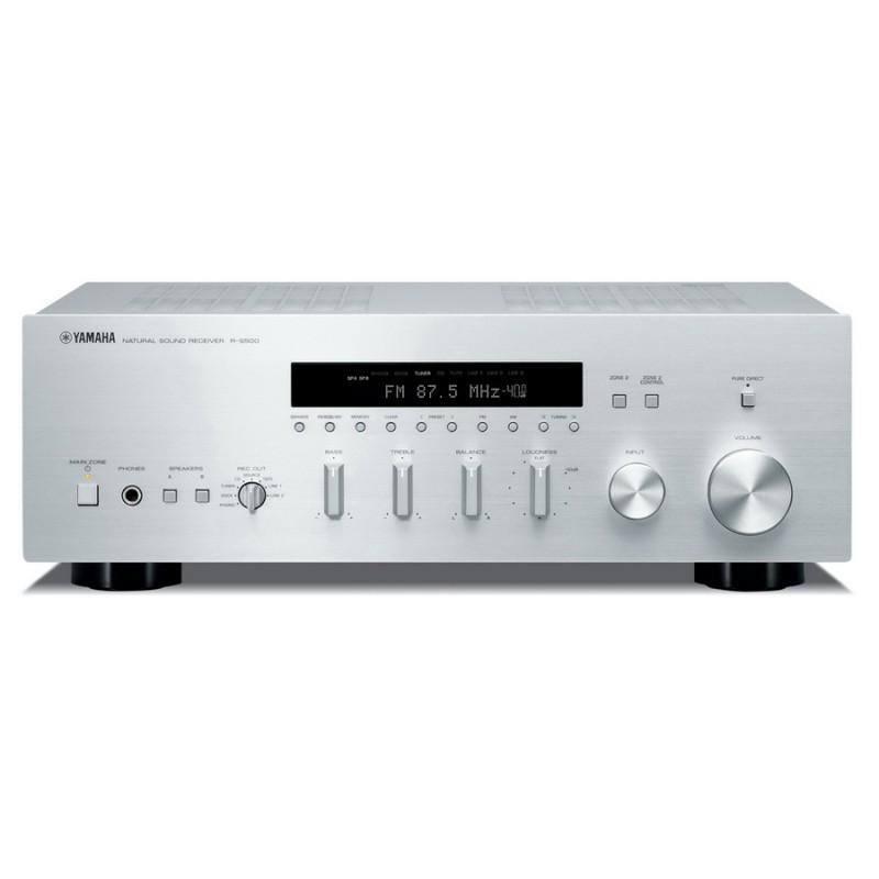 yamaha r s500 stereo am fm receiver hi fi at vision hifi. Black Bedroom Furniture Sets. Home Design Ideas