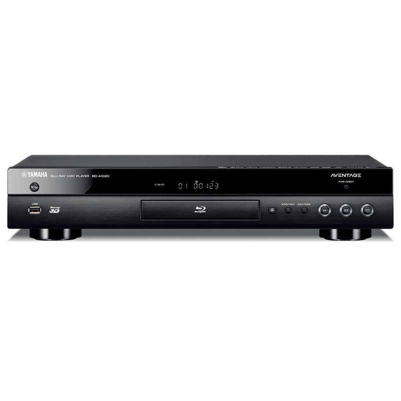 yamaha bd a1040 aventage blu ray dvd player home cinema. Black Bedroom Furniture Sets. Home Design Ideas