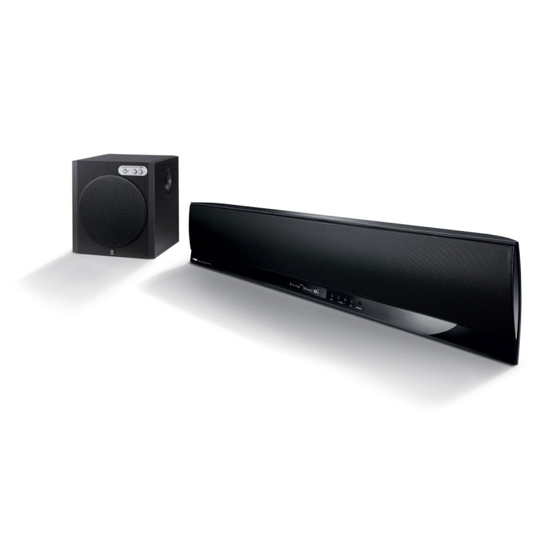 Yamaha YSP-5100 BTSW soundbar - Speakers at Vision Hifi