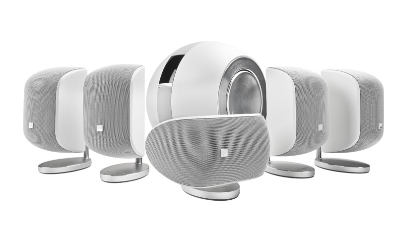 Bowers & Wilkins MT-60D Speaker System white only