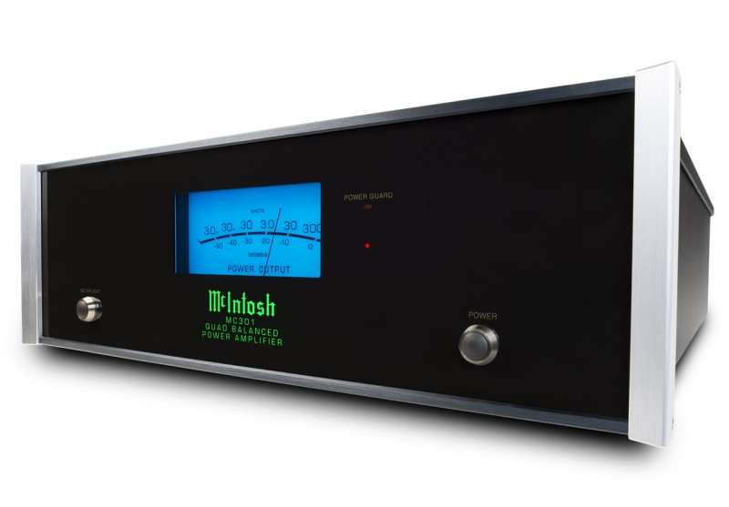 McIntosh MC301 mono power amplifier