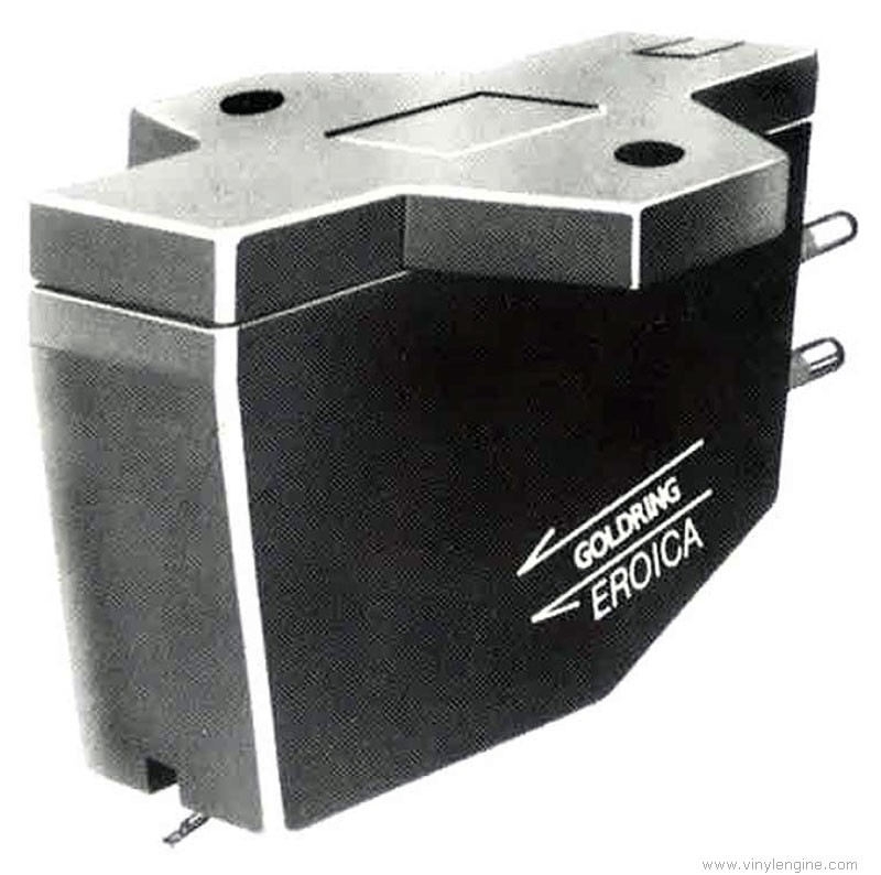 Goldring Eroica H moving coil cartridge