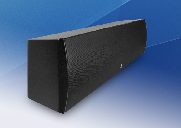 Triad On-Wall Mini LCR 2.0 passive soundbar speaker