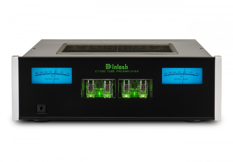McIntosh C1100 Tube Pre-amplifier