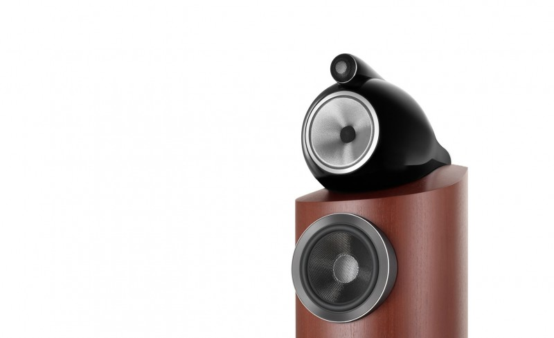 Bowers & Wilkins 802D3 floor stand speakers