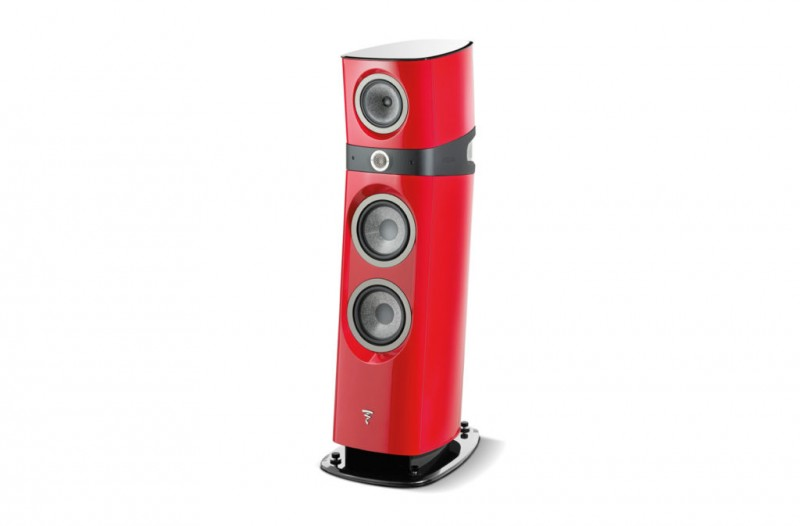 Focal JM Labs Sopra No:3 floor stand speakers