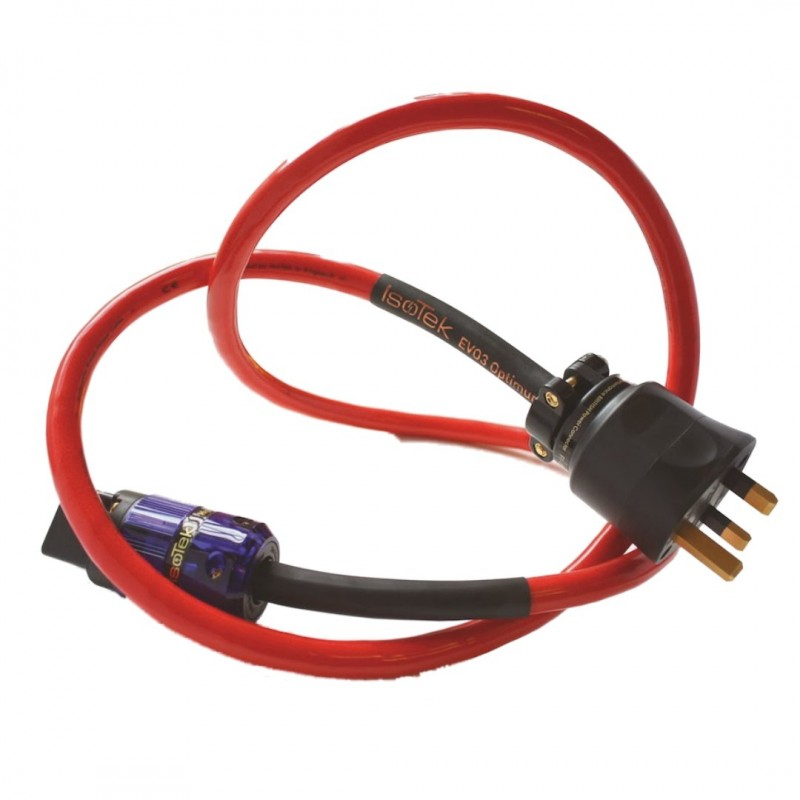 IsoTek - EVO3 OPTIMUM POWER CABLE 2 metre