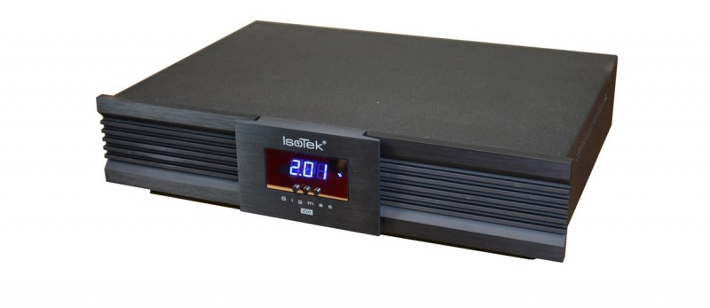 IsoTek - EVO3 Sigmas 6 outlet power conditioner