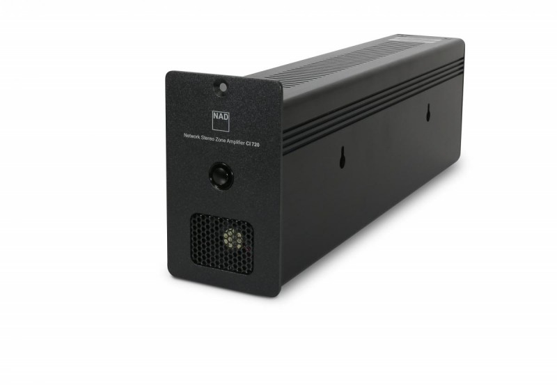 NAD CI720 Network stereo zone amplifier.