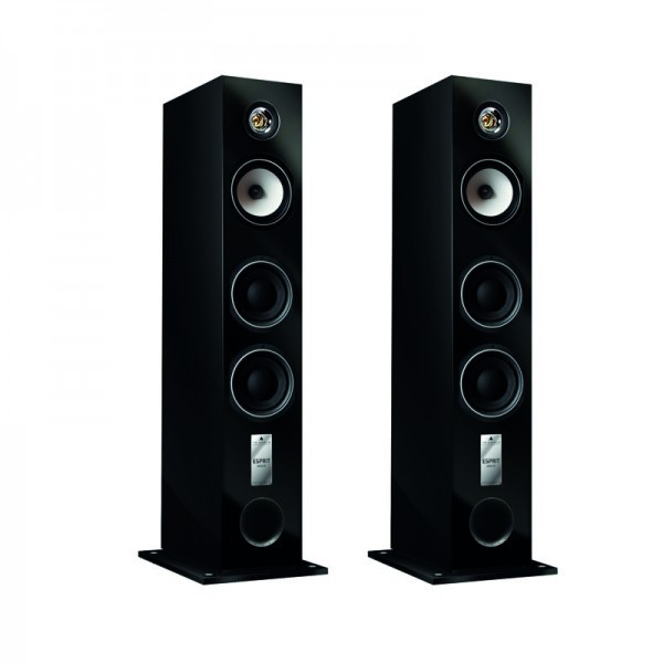Triangle Esprit EZ Gaia floor stand speakers
