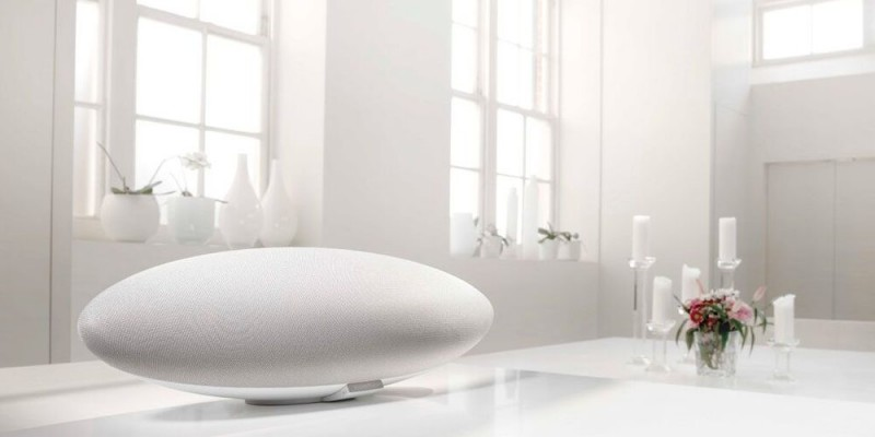 Bowers & Wilkins Zeppelin Wireless (white)