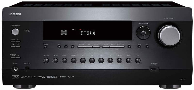 Integra DRX-7 9.2 Network THX AV Receiver