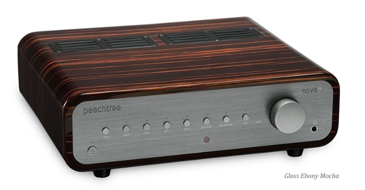 Peachtree Audio Nova 150 stereo integrated amplifier