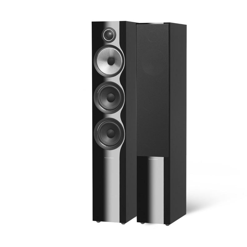 Bowers & Wilkins 704 S2 floor stand speakers