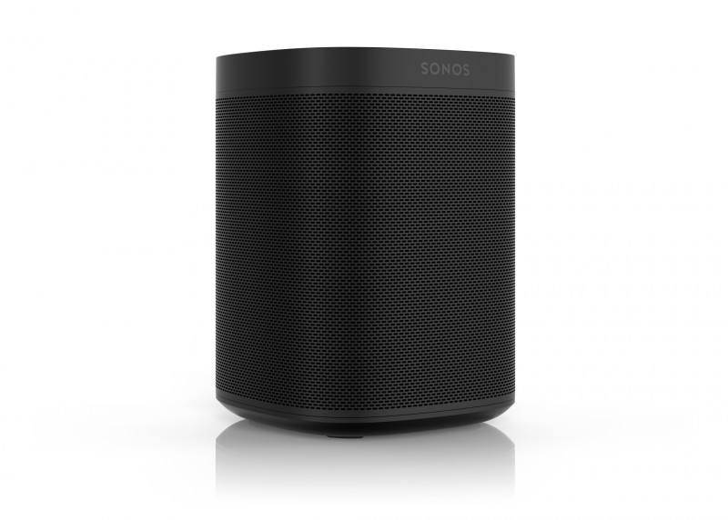 Sonos One: Smart Speaker for Streaming Music (black)
