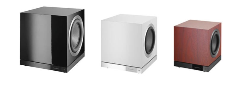 Bowers & Wilkins DB2D powered subwoofer
