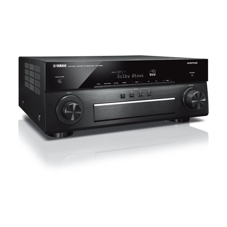 yamaha rx a880 aventage home theatre receiver home. Black Bedroom Furniture Sets. Home Design Ideas
