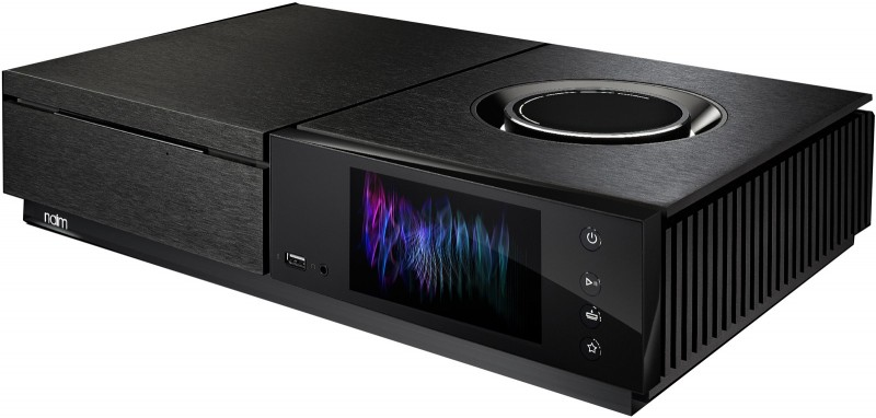 Naim Uniti Star- all in one CD streaming amplifier with DAB