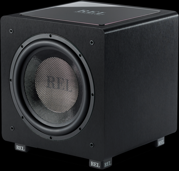 REL HT 1205 powered subwoofer