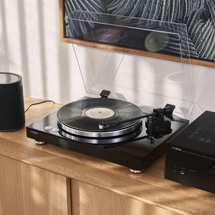 Yamaha Tts303b Phono Line Selectable Turntable Hi Fi At