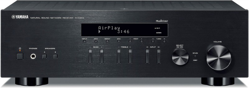 Yamaha RN303D MusicCast Stereo Receiver - Check availability for February 2021