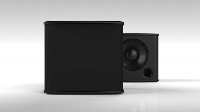 Theory Audio SUB15 High Output Passive Subwoofer - Now On Show at Vision Living