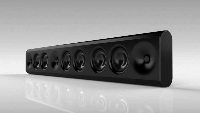 Theory Audio Design - SB65 - High Output 3Channel Passive Sound Bar