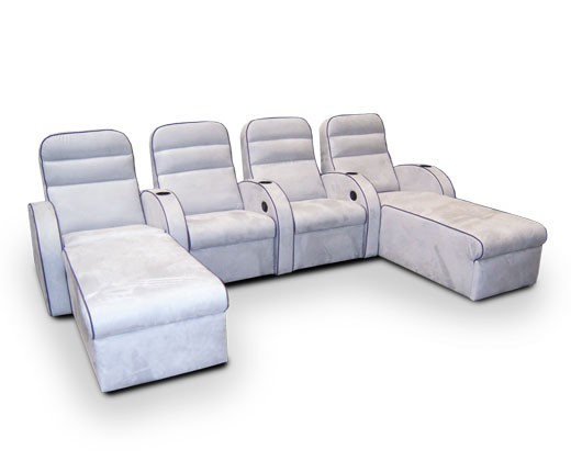 Fortress Cinema Seating Lounges Chaises Furniture At Vision Hifi