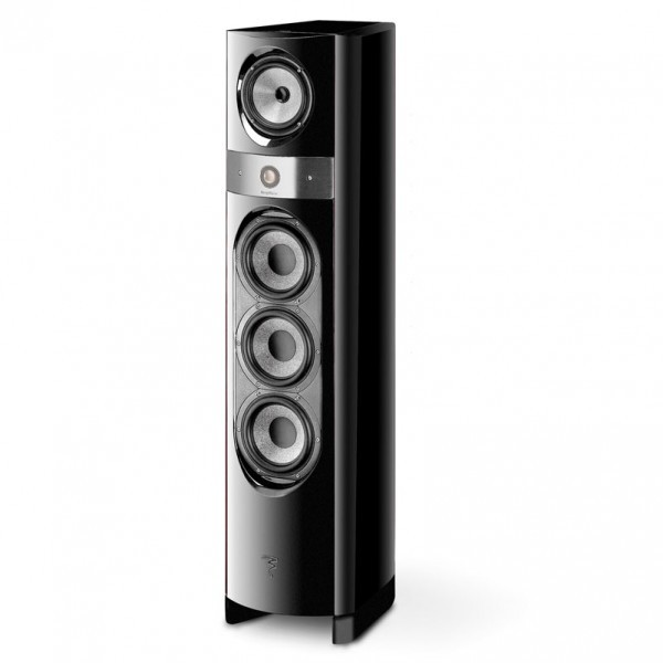 Focal Electra 1038BE gloss black (ex demo - 1 pair only)