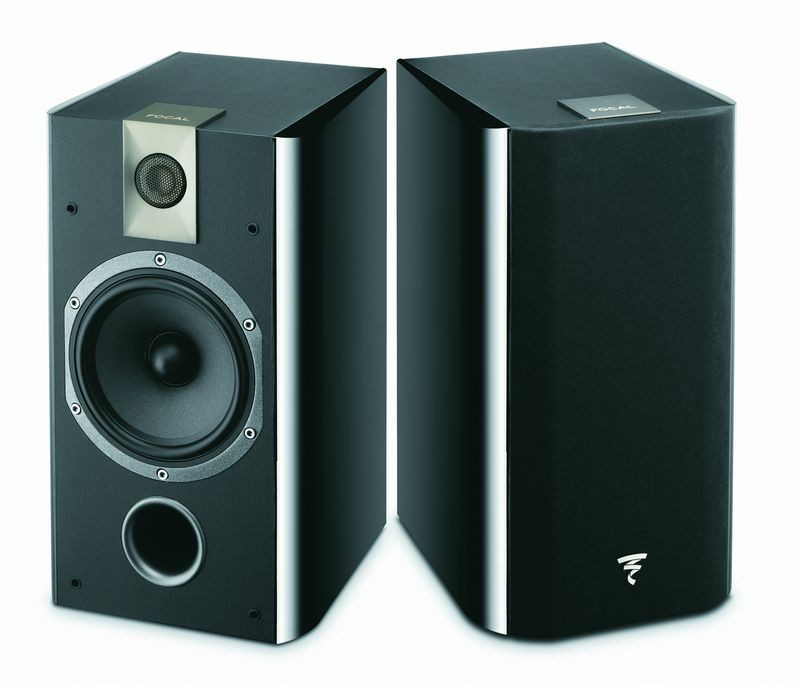 Focal Chorus 706 (gloss black) ex demo - 1 pair only - SOLD NO LONGER AVAILABLE