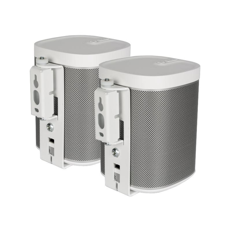 Flexson Sonos Play1 wall brackets (Pair)